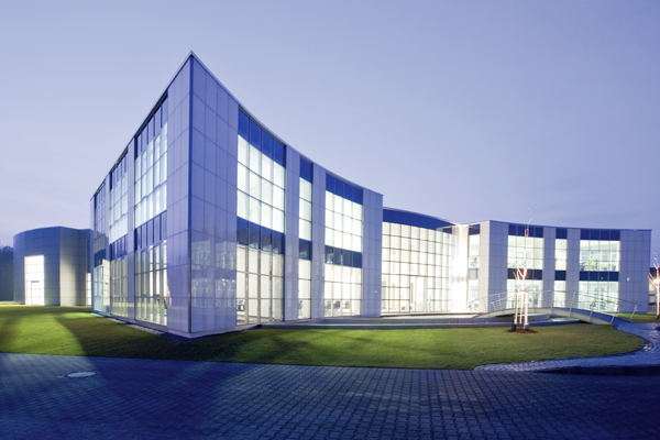 Headquaters of Poppe + Potthoff